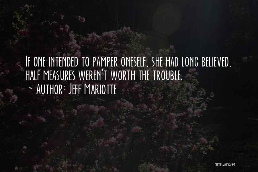 Jeff Mariotte Quotes 868016