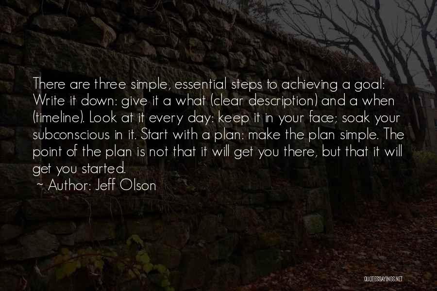 Jeff Olson Quotes 1567860
