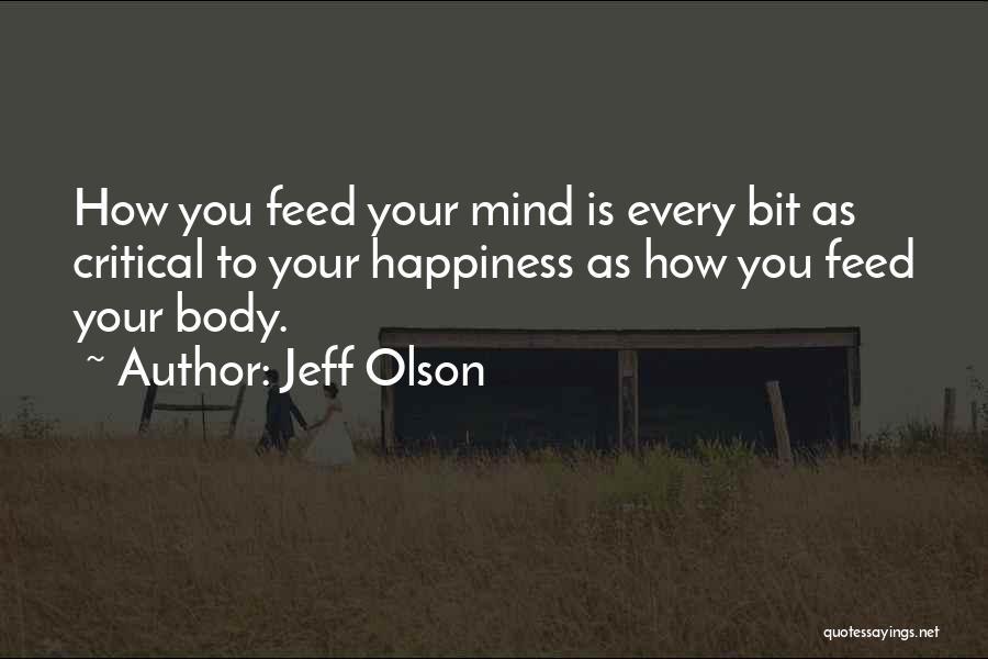 Jeff Olson Quotes 1930166