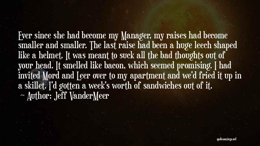 Jeff VanderMeer Quotes 1435620
