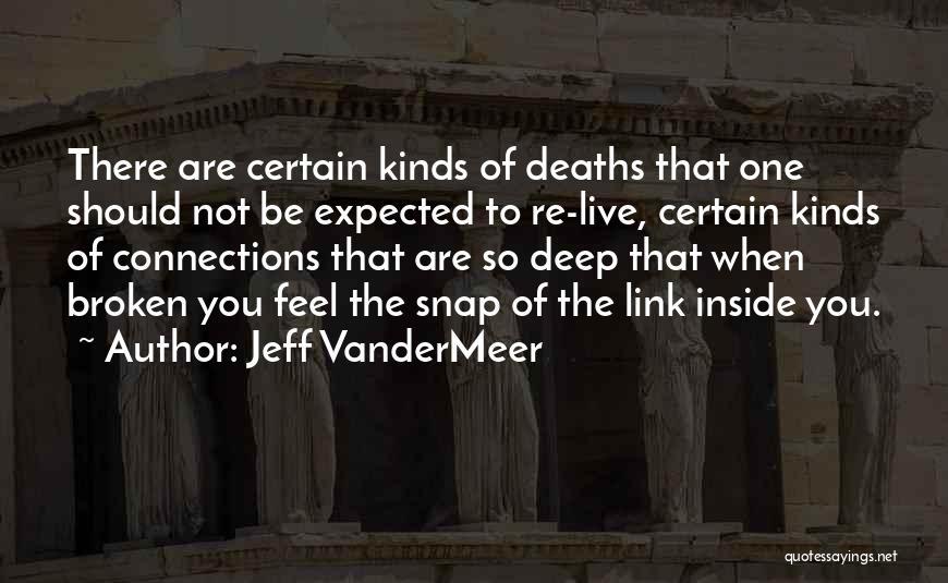 Jeff VanderMeer Quotes 1458680
