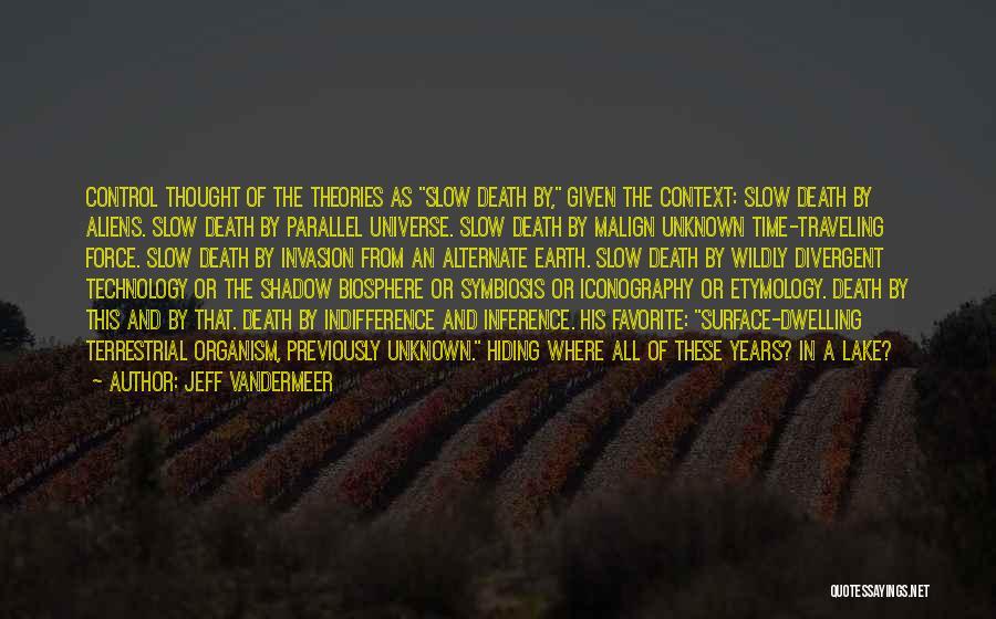 Jeff VanderMeer Quotes 223577