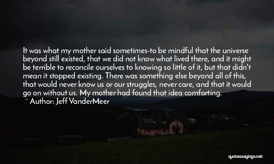 Jeff VanderMeer Quotes 371694