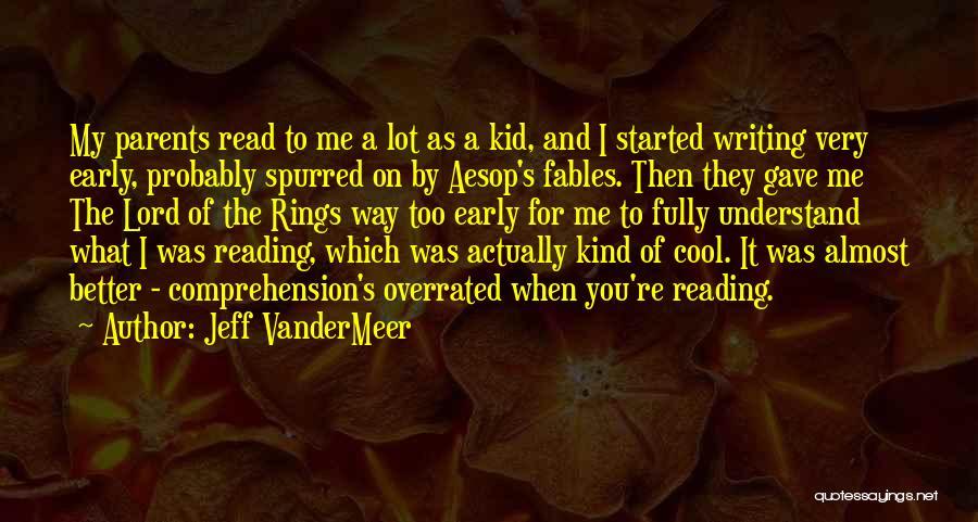 Jeff VanderMeer Quotes 894329