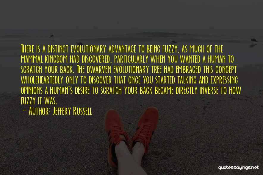 Jeffery Russell Quotes 169823