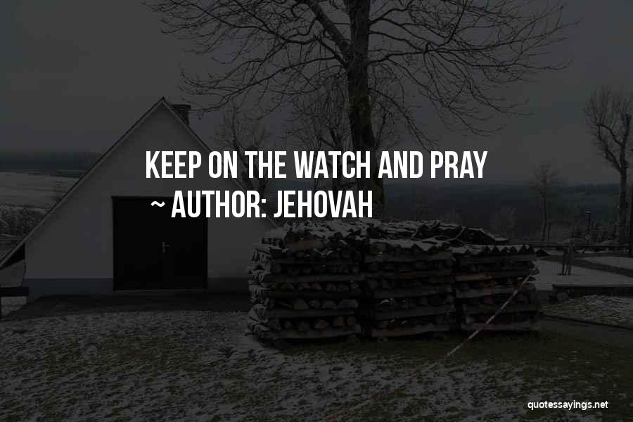 Jehovah Quotes 2079248