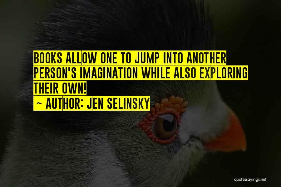 Jen Selinsky Quotes 1373180