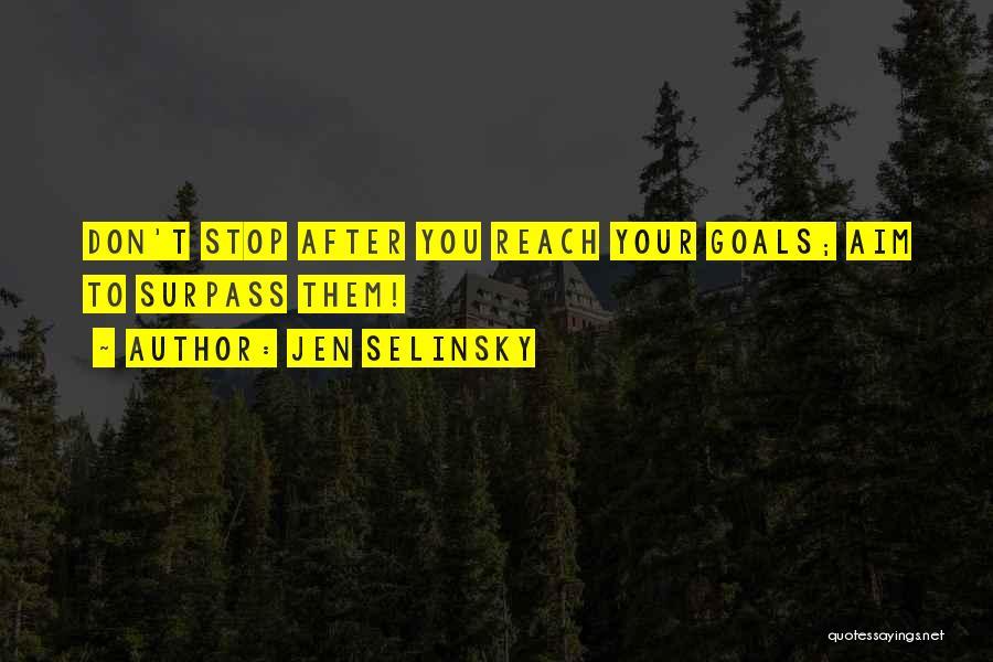 Jen Selinsky Quotes 1420980