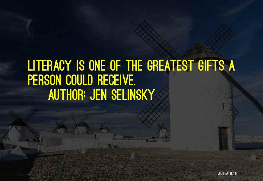 Jen Selinsky Quotes 527874