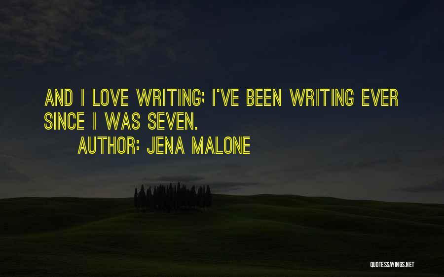 Jena Malone Quotes 1076539