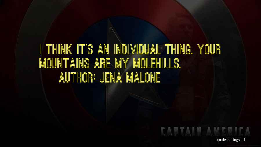 Jena Malone Quotes 1110525