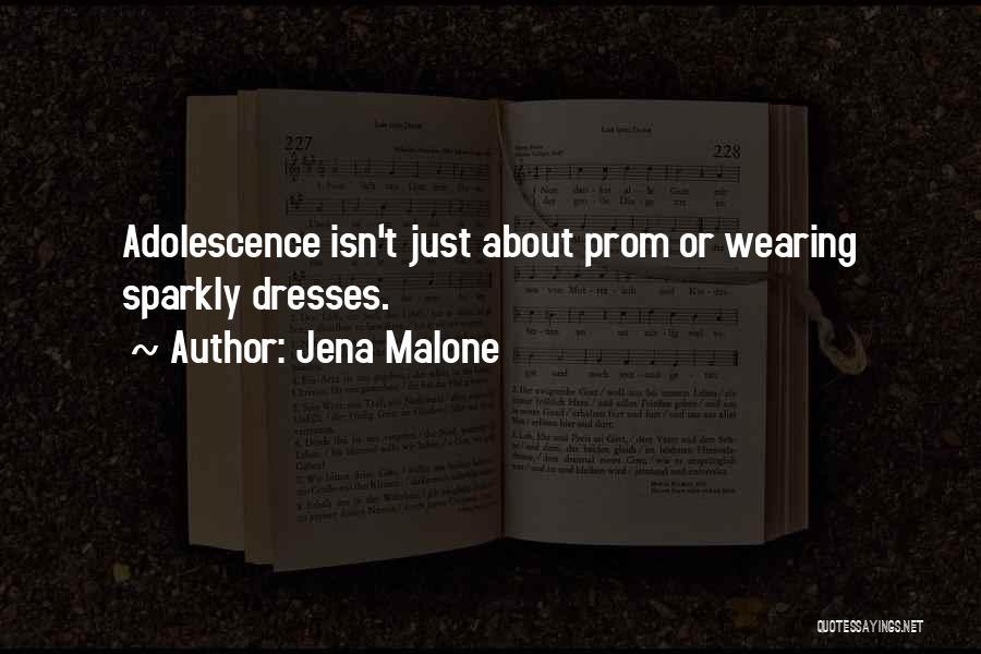 Jena Malone Quotes 129500