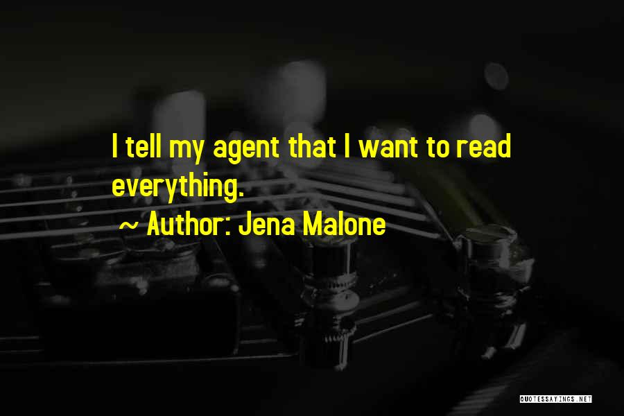 Jena Malone Quotes 1420539