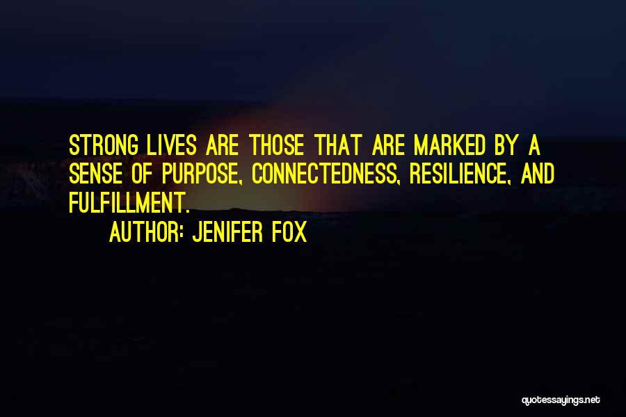 Jenifer Fox Quotes 203950