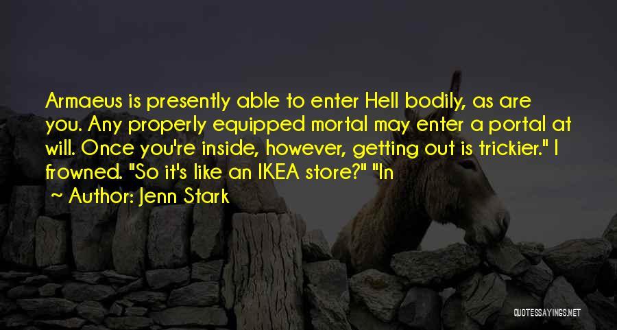 Jenn Stark Quotes 195778