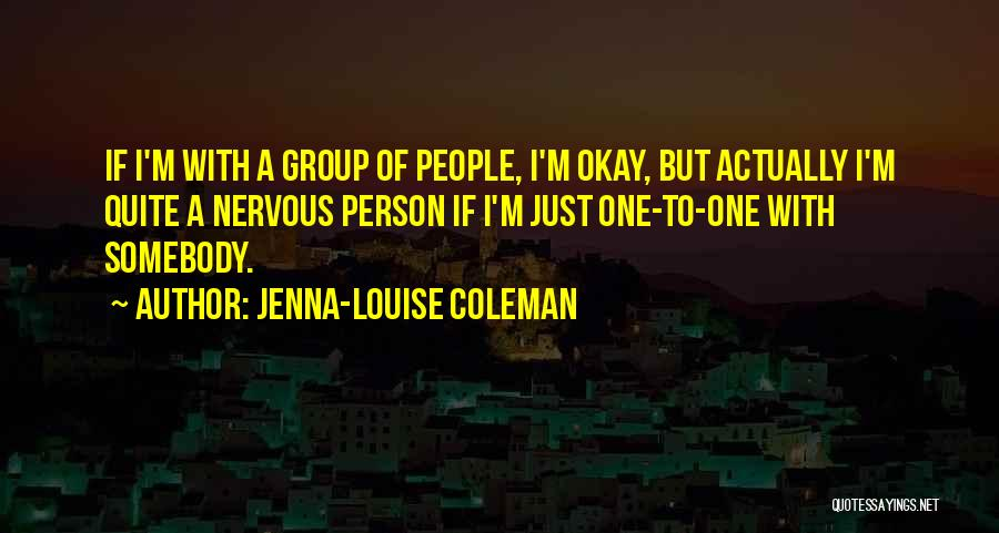 Jenna-Louise Coleman Quotes 1465891