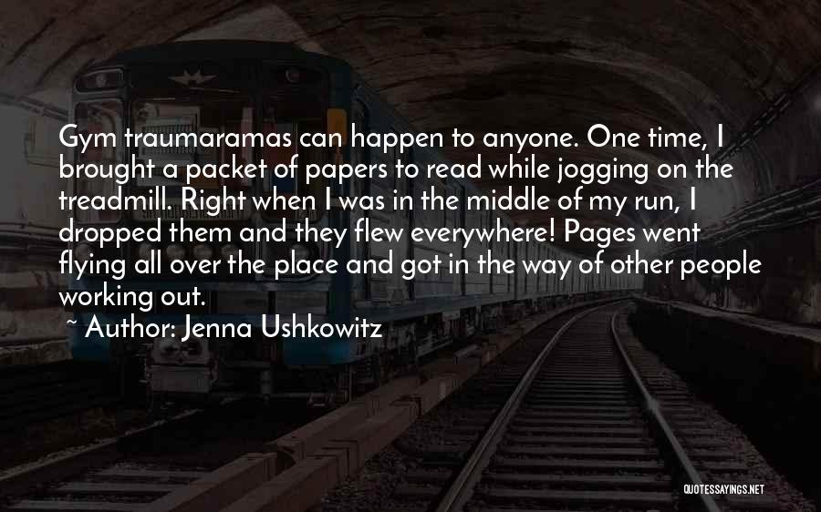 Jenna Ushkowitz Quotes 1319538