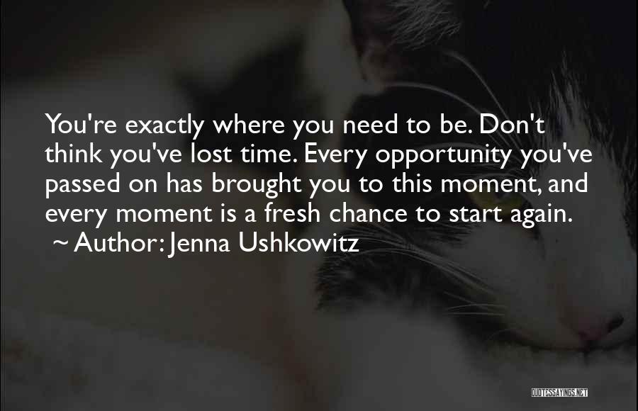 Jenna Ushkowitz Quotes 1501358