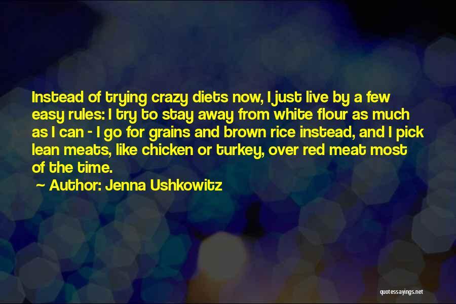 Jenna Ushkowitz Quotes 1558243
