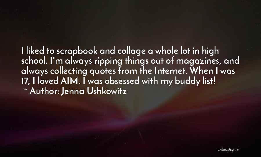 Jenna Ushkowitz Quotes 1633484