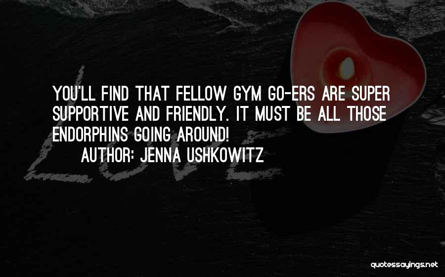 Jenna Ushkowitz Quotes 2011364