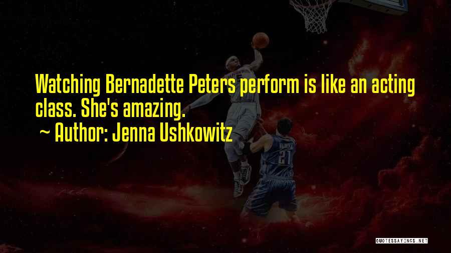 Jenna Ushkowitz Quotes 2025595