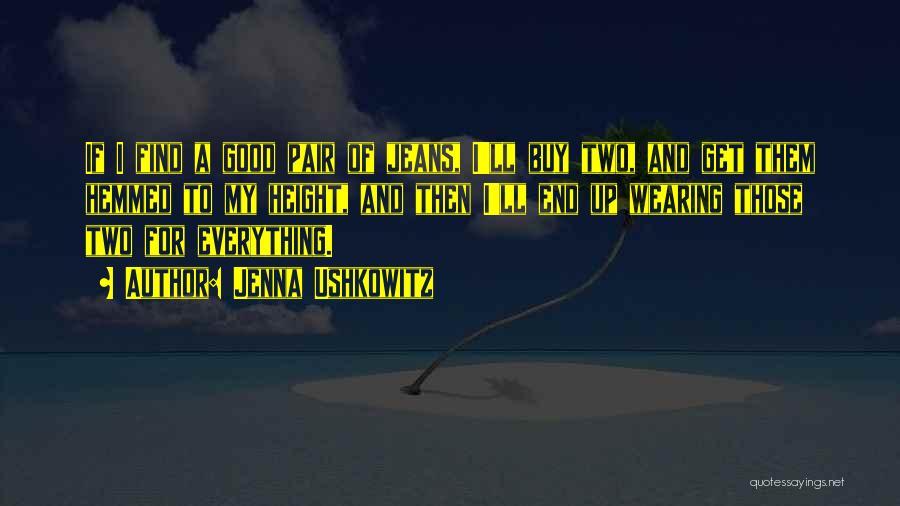 Jenna Ushkowitz Quotes 319391