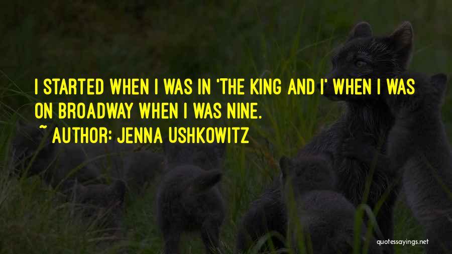 Jenna Ushkowitz Quotes 459297