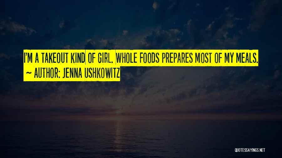 Jenna Ushkowitz Quotes 735563