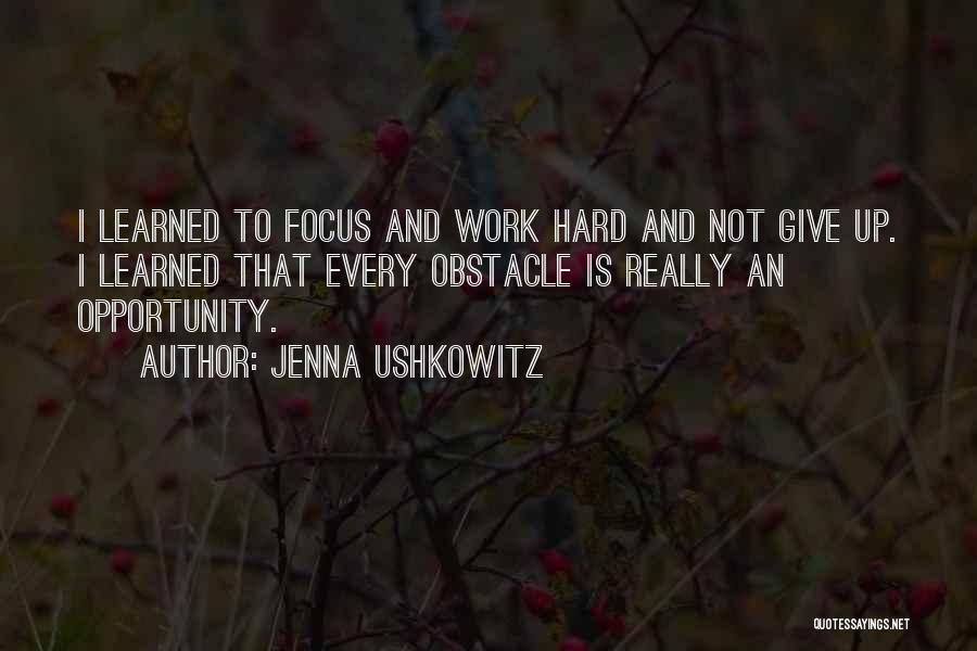 Jenna Ushkowitz Quotes 761578
