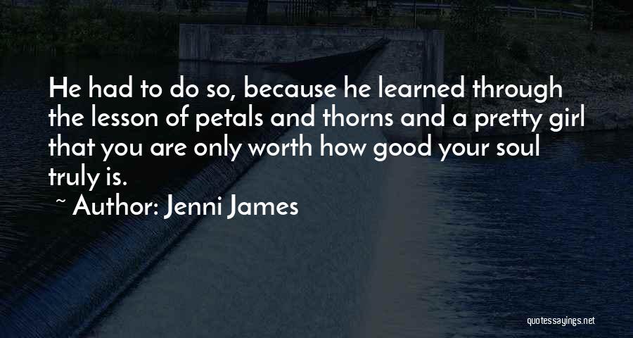 Jenni James Quotes 887699
