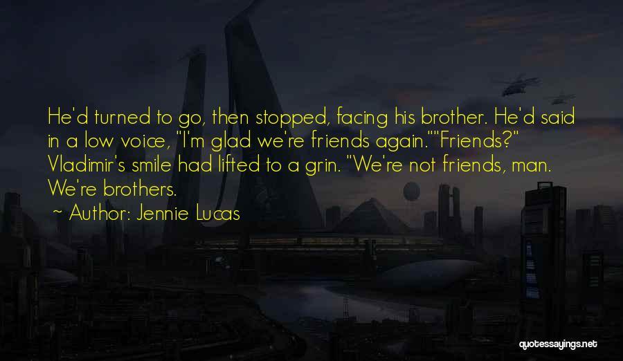 Jennie Lucas Quotes 1053348