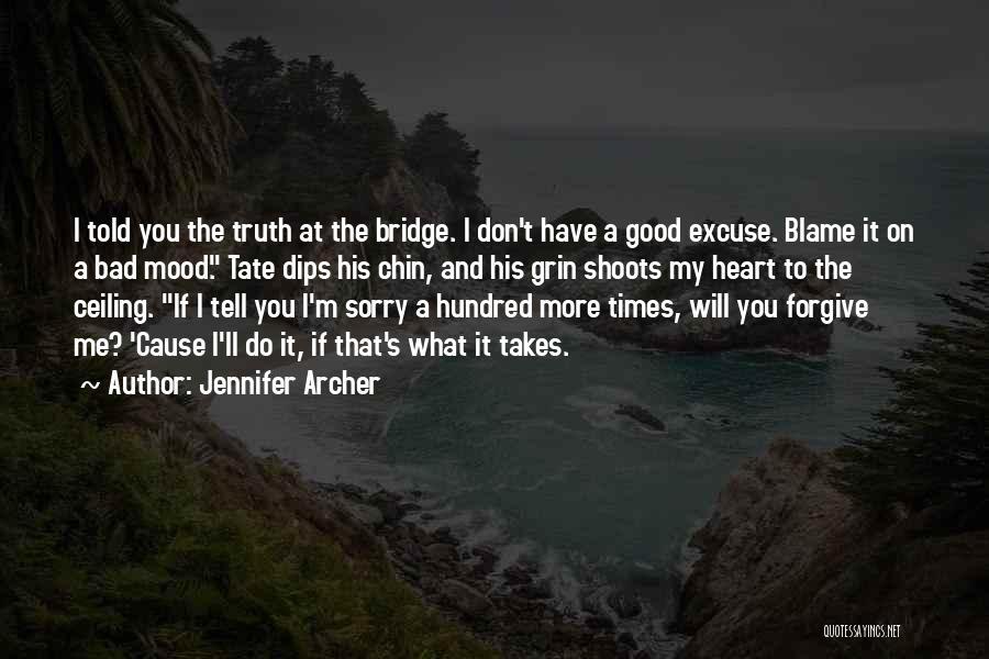 Jennifer Archer Quotes 1122679
