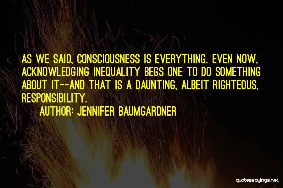 Jennifer Baumgardner Quotes 1898257