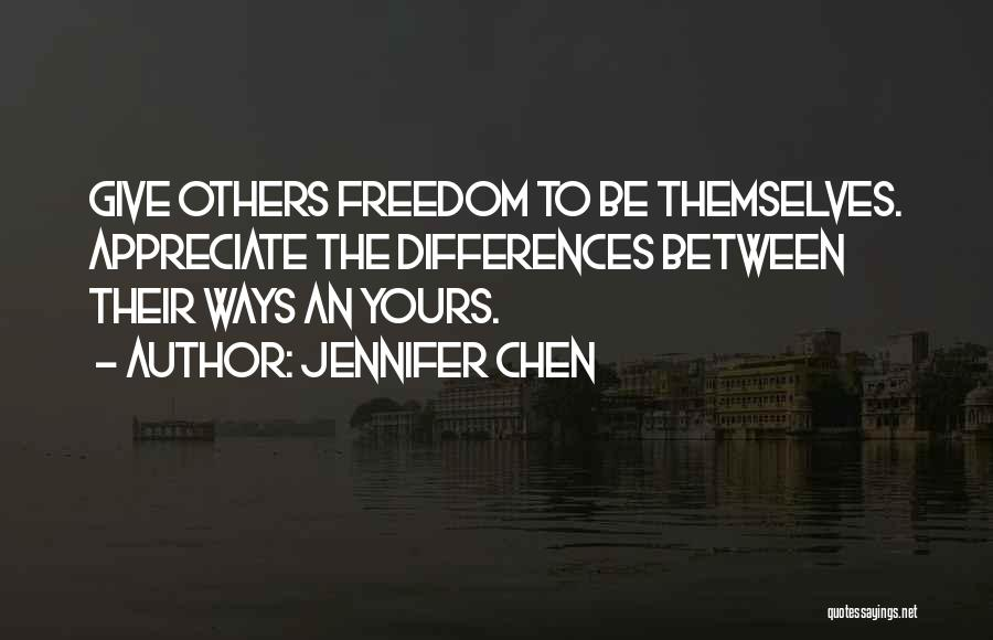 Jennifer Chen Quotes 505292