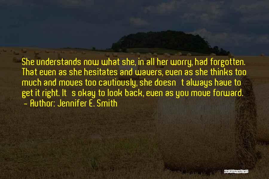 Jennifer E. Smith Quotes 1023575