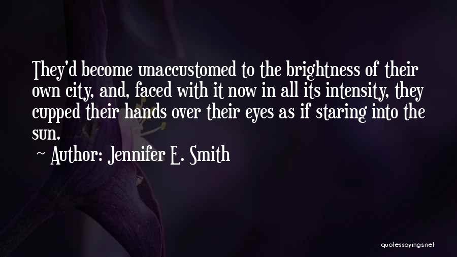 Jennifer E. Smith Quotes 1099066