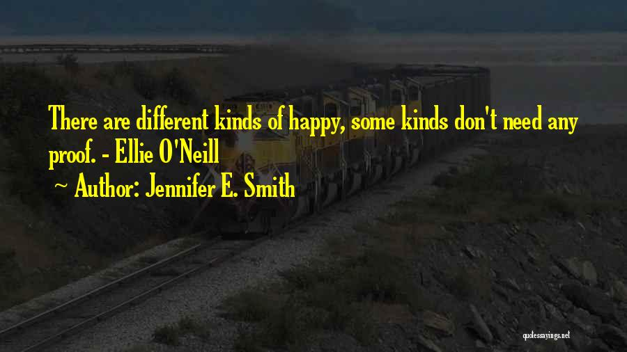 Jennifer E. Smith Quotes 1163725