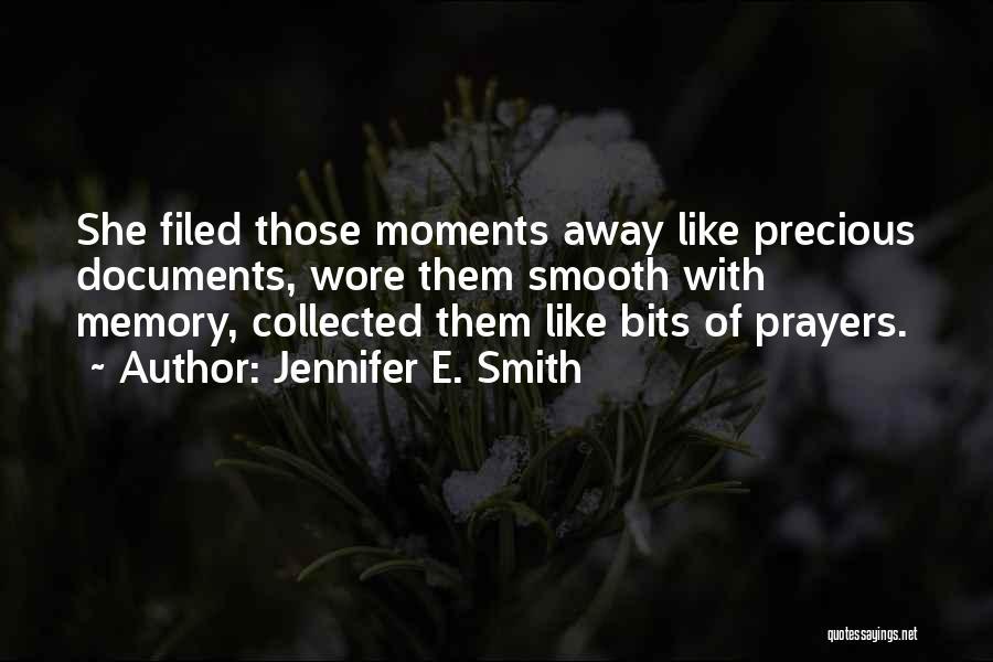 Jennifer E. Smith Quotes 171186