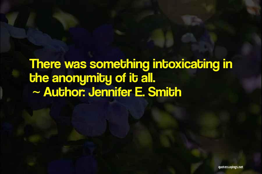 Jennifer E. Smith Quotes 1880771