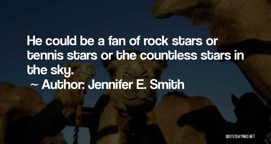 Jennifer E. Smith Quotes 872092