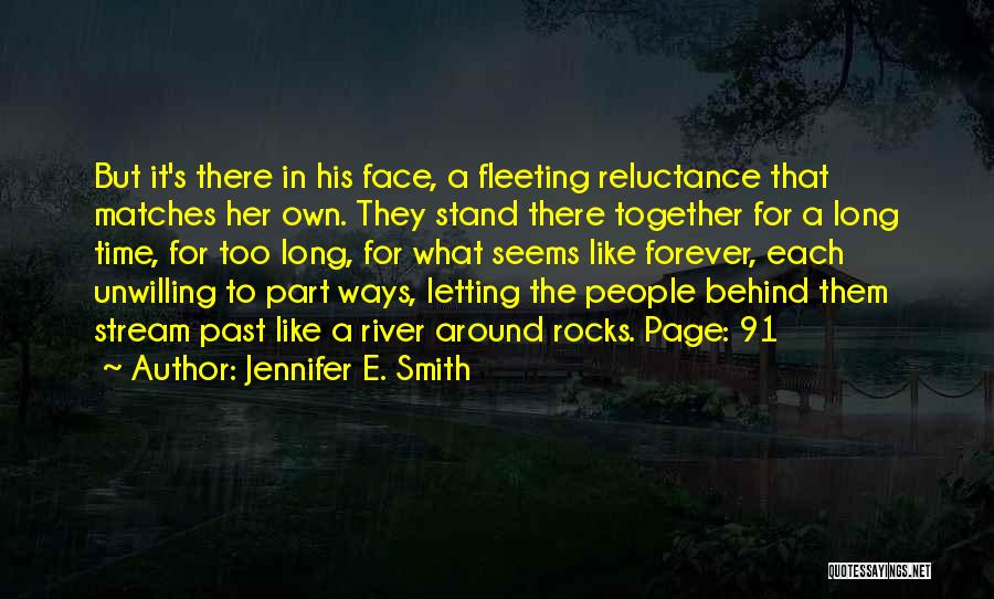 Jennifer E. Smith Quotes 995761