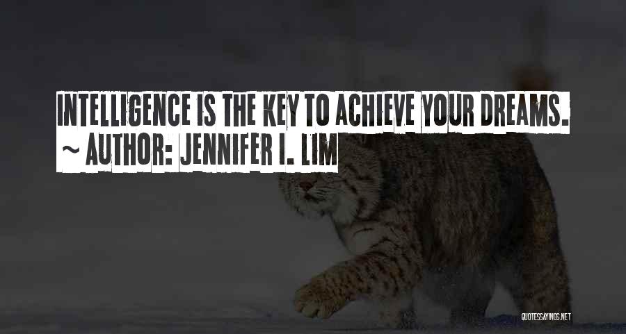 Jennifer I. Lim Quotes 584863