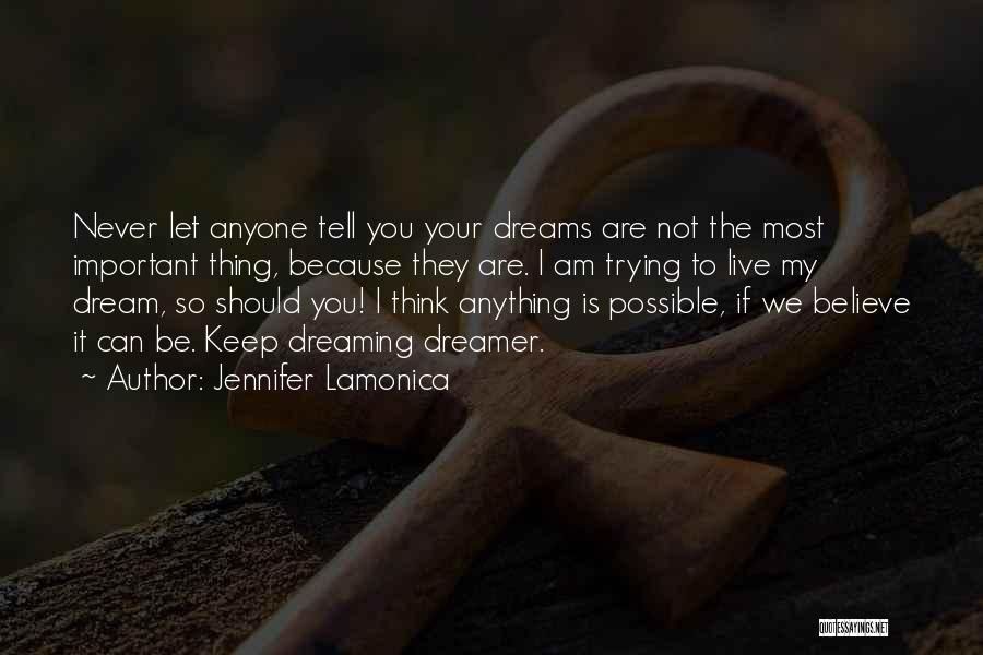 Jennifer Lamonica Quotes 1600849