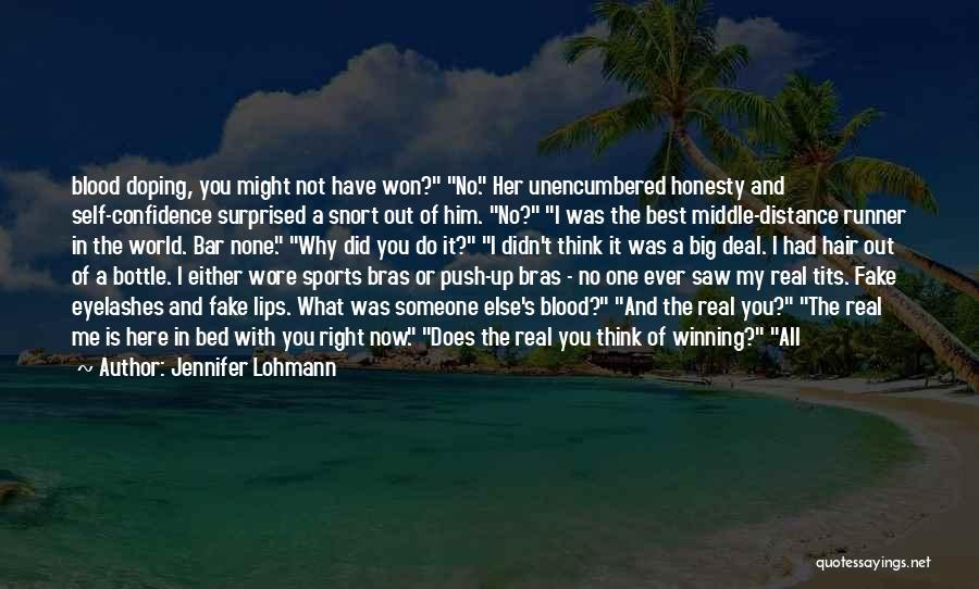 Jennifer Lohmann Quotes 1239663