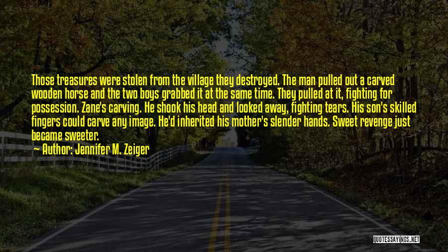 Jennifer M. Zeiger Quotes 1897934