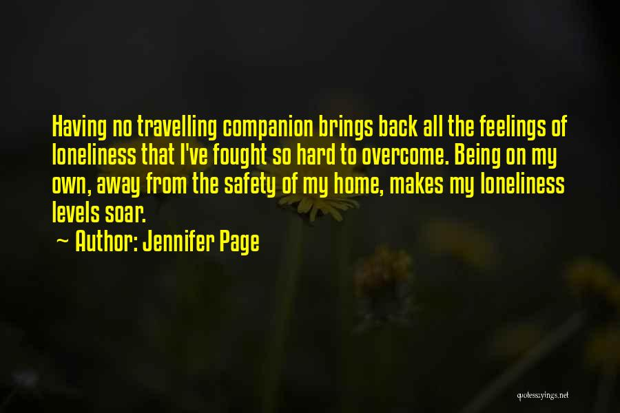Jennifer Page Quotes 346711