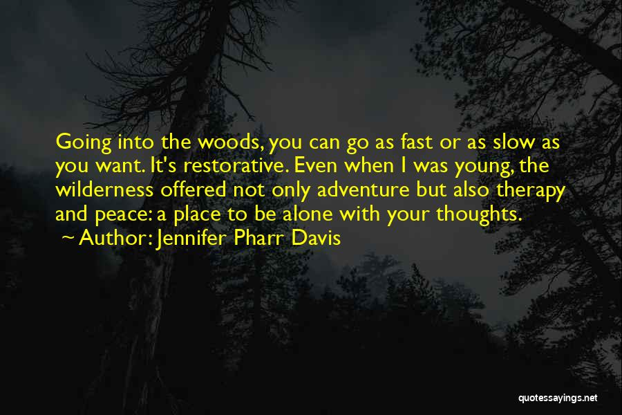 Jennifer Pharr Davis Quotes 1834618