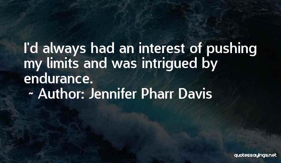 Jennifer Pharr Davis Quotes 749075