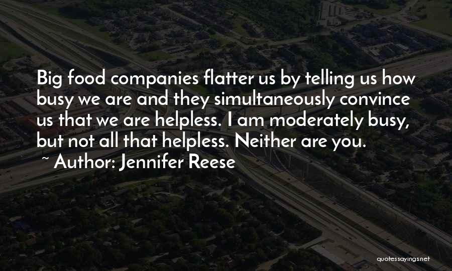 Jennifer Reese Quotes 1594872